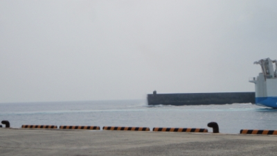 100803-07白浜港