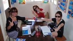 沖永良部島でダイビング学科講習イメージ