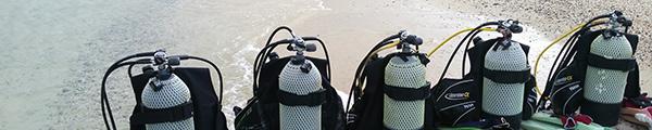 沖永良部島でダイビングスクール