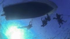 沖永良部島でのOWコースイメージ
