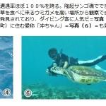 南日本新聞にて