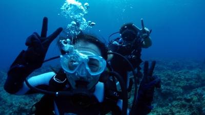 20110814-01体験ダイビング